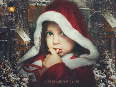 Servizio Fotografico di Natale per Bambini - Padova, Venezia, Vicenza